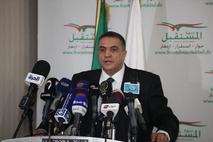 Algérie libye