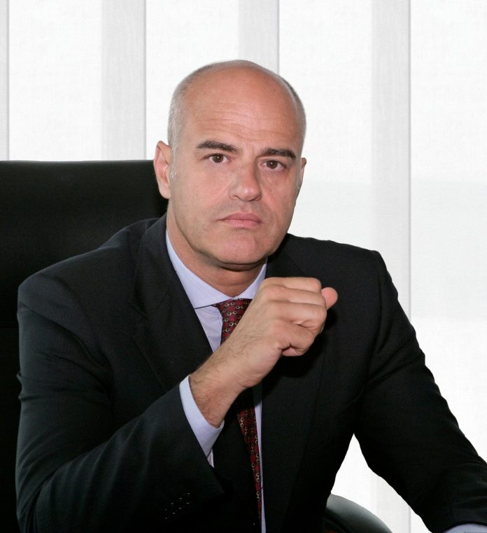Claudio_Descalzi président-directeur général d'ENI
