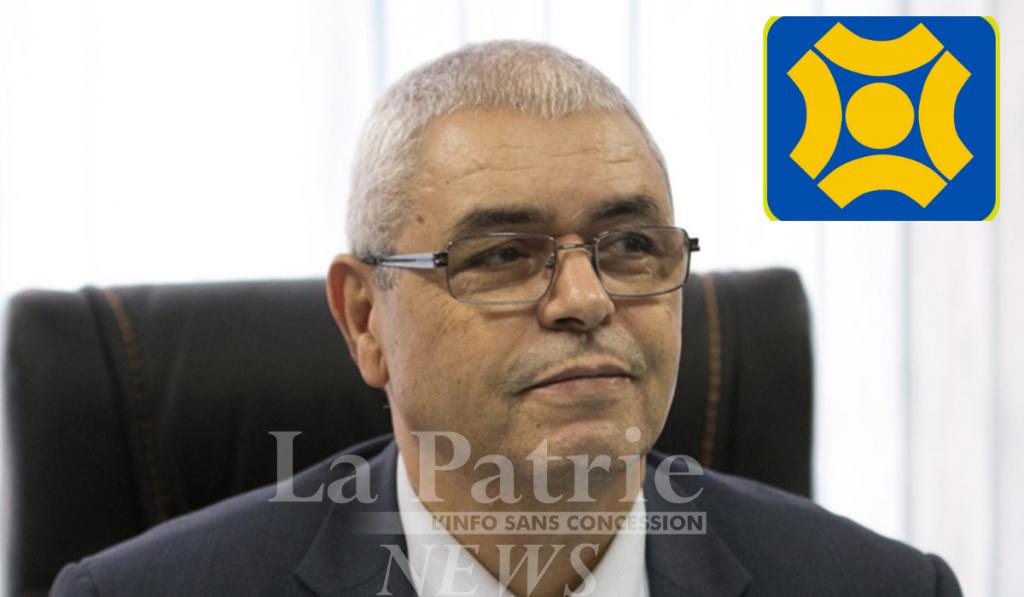 DR MOHAMED DAHMANI P-DG, CPA