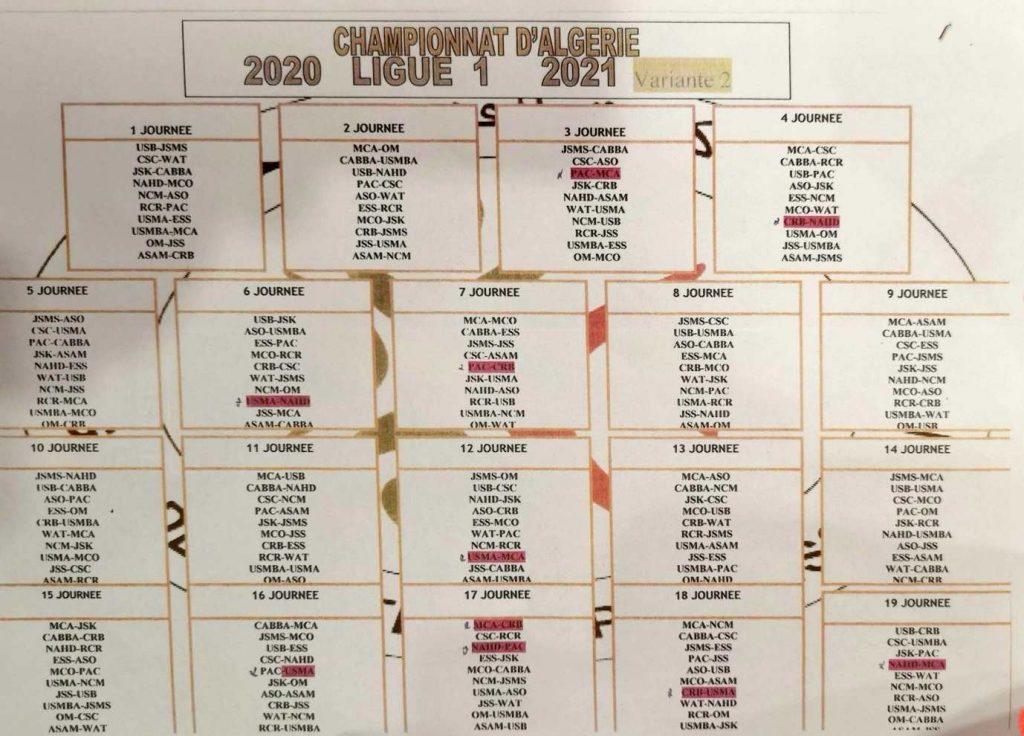 Saison 2020 2021 : le calendrier de reprise la Ligue 1 fixé