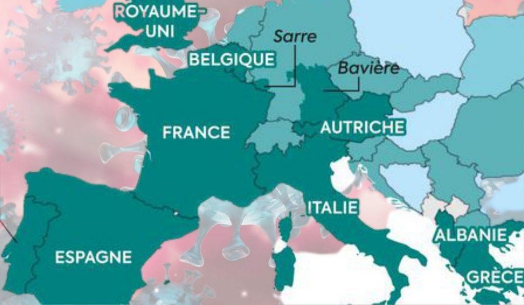 Face à la pandémie du Covid-19 : l'Europe se reconfine Sans-titre-29-1-1068x623