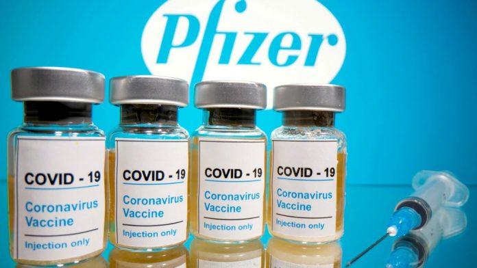 Le Royaume-Uni autorise l'utilisation du vaccin anti-Covid de Pfizer et BioNTech dès la semaine prochaine Pfizer-BioNTech-696x392